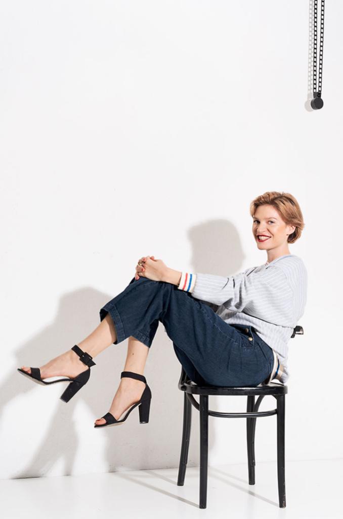 Peppermynta Fair Fashion Shooting Pola Fendel – Fotos – Katharina Oppertshäuser – Styling Lesley Sevriens