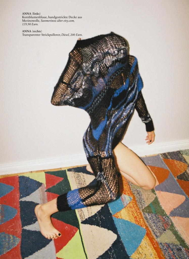 NEON Modeshooting – Styling Lesley Sevriens, Annika Becker – Foto Lukasz Wierzbowski