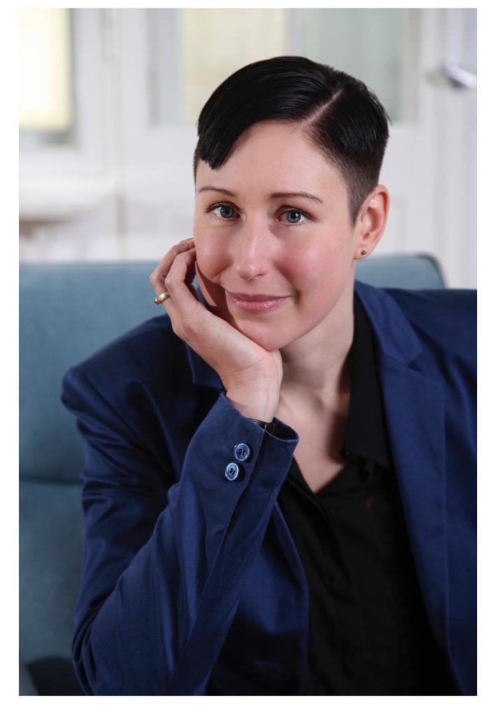 Magdalena Schaffrin - Creative Director der Neonyt im Werde Magazin Interview - Lesley Sevriens
