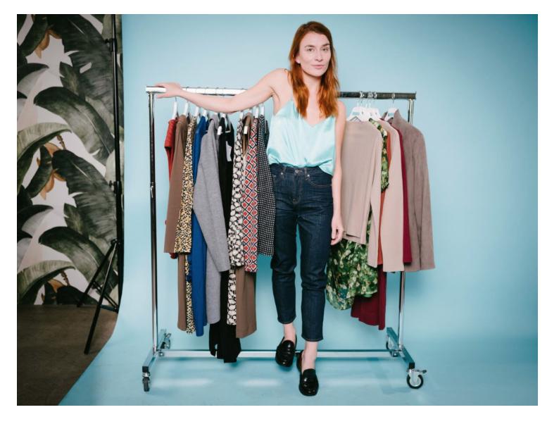 Magdalena SchafThekla Wilkening von Stay Awhile im Werde Magazin Interview - Lesley Sevriens