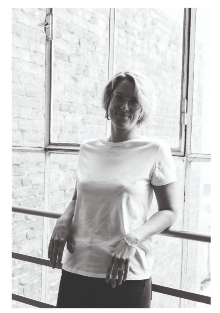 Sarah Grohé von Erlich Textil im Werde Magazin Interview - Lesley Sevriens