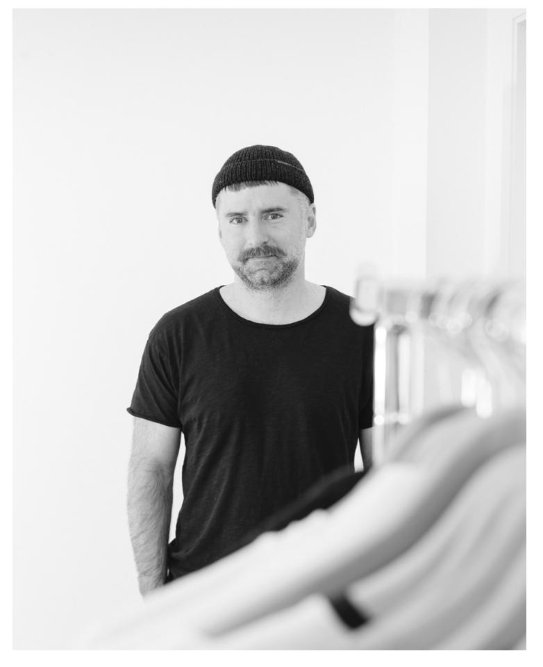 Bernd Hausmann von Glore - Werde Magazin Interview - Lesley Sevriens