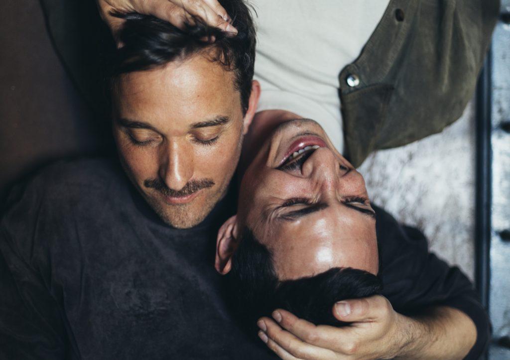 Pare in der Coronakrise - Lesley Sevriens - Jewgeni Roppel