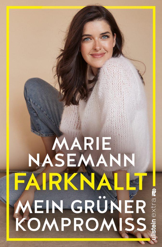 Marie Nasemann Fairknallt Buch Mein grüner Kompromiss Cover-Styling Lesley Sevriens