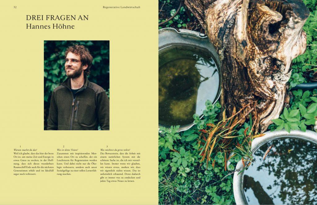 Werde Magazin: Reportage Biohof Gut Haidehof – Text Lesley Sevriens-13